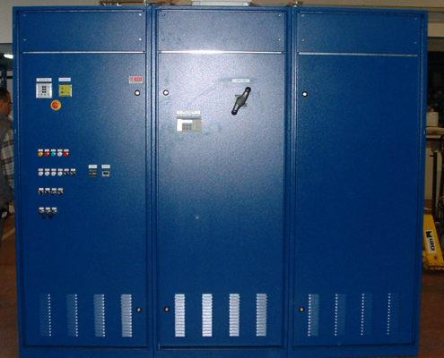 Quadro Elettrico Comando e Controllo