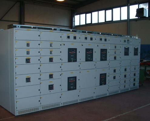 Quadro Elettrico Generale BT